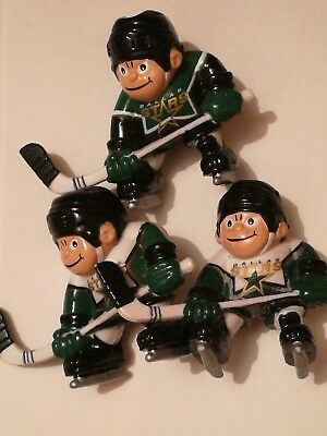 Lil Sports Brat NHL Dallas Star Figure (GRN,BLK,WHT,GLD)