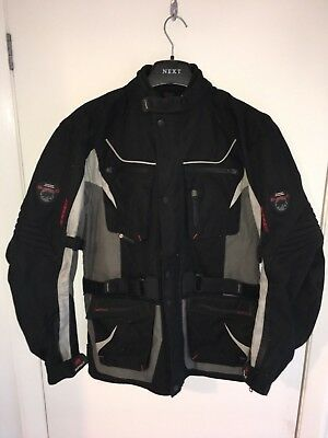 Buffalo 2 peice textile motorcycle bike jacket and trousers
