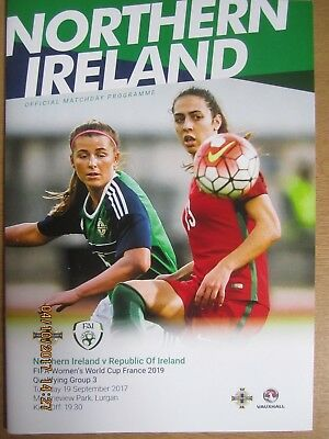 NORTHERN IRELAND   v  REPUBLIC of IRELAND      WCQ     19.09.17