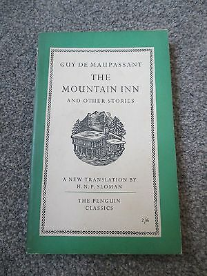 The Mountain Inn and Other Stories - Guy de Maupassant