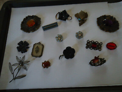 Old Victorian Jewelry Lot