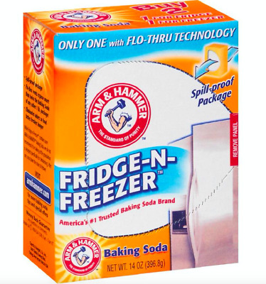 ARM and HAMMER Solid Air Freshener Fresh Tasting Food Baking Soda Odor Eliminate