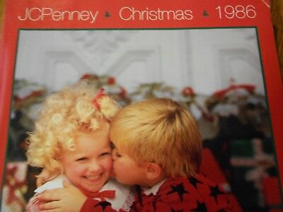 1986 JCPenney Christmas Catalog TOYS FASHION HOME LEGOS/BARBIE/MY LITTLE PONY