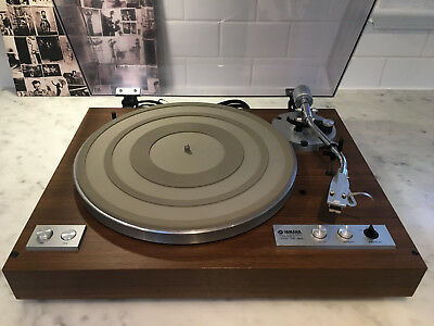 Vintage Yamaha YP-B4 Automatic Turntable - In Exceptional++ Condition