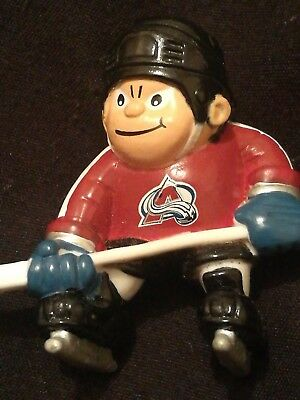 Lil Sports Brat NHL Colorado Avalanche Figure