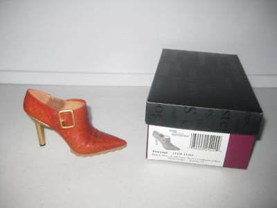 Just the Right Shoe by Raine Passage 25499 Complete COA Willitts Designs