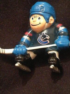 Lil Sports Brat NHL Vancouver Canucks Figure