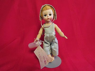 "Madame Alexander 7"" Little Genius Dated 1957 Excellent Condition"