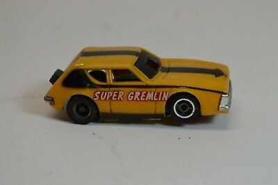 Tyco Pro Super Gremlin Yellow/Black slot car