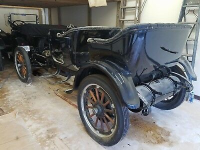 1915 Dodge Touring Sedan Barn Find! 1915 Dodge Brothers Plymouth 1910 1911 1912 1913 1914 1916 1917 Or Corvette 1963