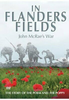 In Flanders Field [DVD] - DVD  0IVG The Cheap Fast Free Post