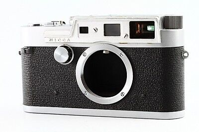"""Very RARE""  YASHICA YF Range Finder camera, ""MINT"" From Japan."