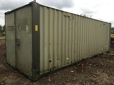 24ft X 9ft Storage Unit, Container, Workshop,