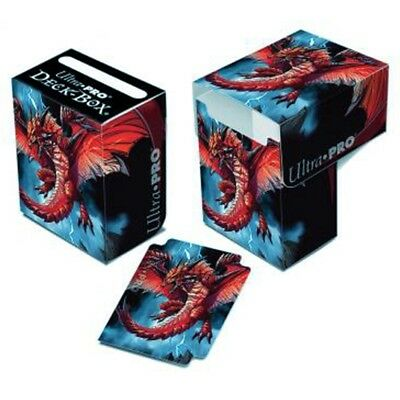 Deck Box - Ultra Pro - Artist Gallery - Mauricio Herrera - Demon Dragon - MTG