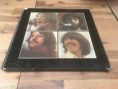 The Beatles Let It Be Box Set Original 3u 2u Vinyl