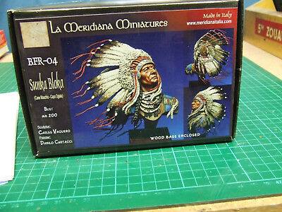 Indian   Resin   Bust   Kit 200 Mm   La Meridiana