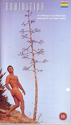Exhibition - Vhs Video - Gay Interest - Look At Cover