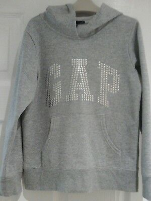 GAP Girls Hoodie Age 6-7 Years