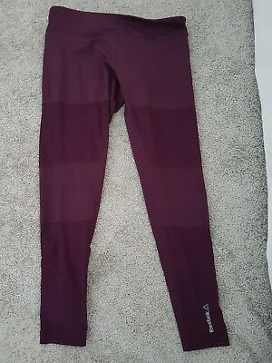 reebok gym leggings size M