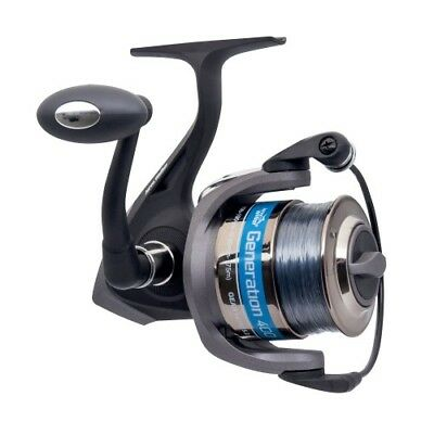 Jarvis Walker  Sea Fishing Reel With Line