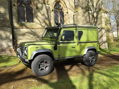 """1991 Land Rover Defender 100"""" Land Rover Defender Custom 100 from 90, 110 & Discovery"""