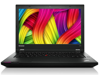 "Lenovo ThinkPad L440 Intel i3 2.4GHz 4GB 320GB 14""  1366x768 WIN10Pro  B  V"
