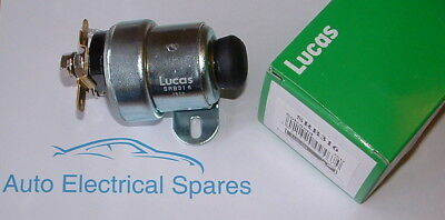 LUCAS SRB316 76702 2ST 12v push button starter solenoid GENUINE