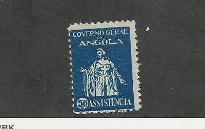 Angola, Postage Stamp, #RA4 Mint Hinged, 1929 Portugal Colony