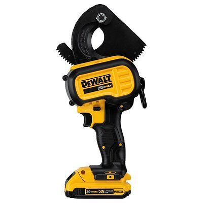 Dewalt Dce150Di  20 Volt Max Cable Cutter Kit