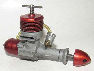 1962 M-E SNIPE 1.5cc DIESEL MODEL AIRPLANE ENGINE