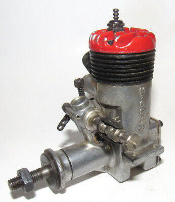 1965 McCOY 35 R/C GLOW MODEL AIRPLANE ENGINE