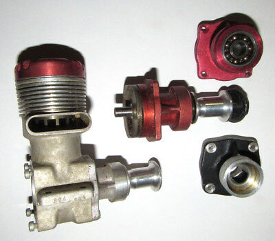 McCOY 60 MODEL AIRPLANE ENGINE PARTS