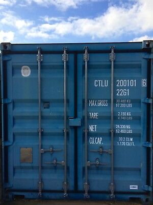 Shipping container 20ft - Excellent Condition