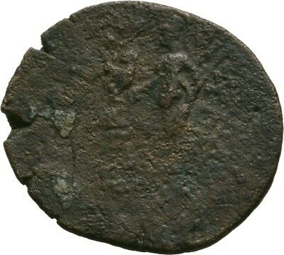 Lanz Greek Kingdom Of Commagene Mithradates Ii Athena Laodikeia Bronze ±Bec953