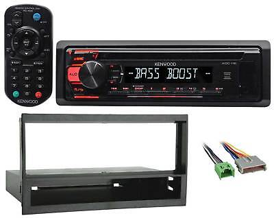 Kenwood CD Player Receiver Aux/Mp3/3-Band Eq+Remote For 1997-98 Ford Expedition