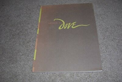 1958 Arthur G. Dove by Wight, Artist/Art/Painting, 1st Edition