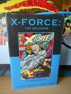 Marvel Premiere Classic Vol 88 -  X-Force: Toy Soldiers