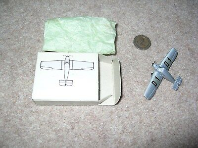 vintage boxed diecast Junkers  F-13 aeroplane by Schuco