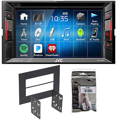 """1995-1999 Subaru Legacy Outback JVC 6.2"""" Bluetooth DVD Receiver iPhone/Android"""
