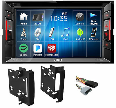 2012 Ram 1500/2500/3500 JVC DVD/CD Player Monitor w/Bluetooth/USB/iPhone/Android