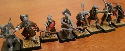 Warhammer empire kislev archers x8 well converted