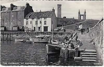 The Harbour, ST. ANDREWS, Fife