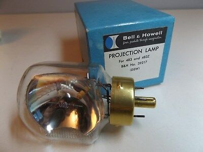 Bell and Howell Projection Lamp No. 39217 For 483 and 483z MIB