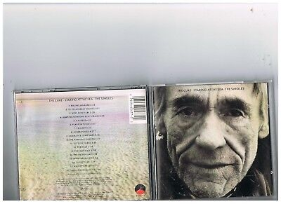 The Cure Cd. The Best Of.greatest Hits.staring At The Sea..singles