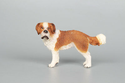 Schleich North America 16833 St Bernard Dog loose figure