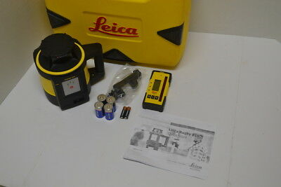 Leica Rugby 810 with Rod Eye-140
