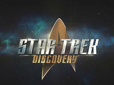 STAR TREK DISCOVERY #1 - Shasteen Cover A - NM - IDW - Presale 11/29