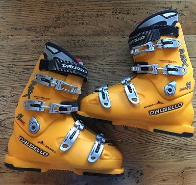 Dalbello Mens Ski Boots With Carry Bag Size 27.5
