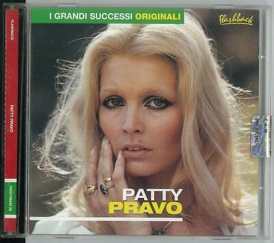 Cd Doppio I Grandi Successi Originali Patty Pravo Nuovo Sigillato Originale Seal