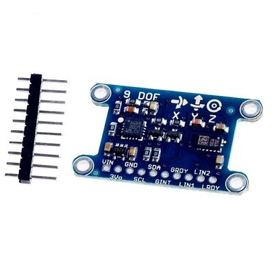 9 Axis IMU L3GD20 LSM303D Module 9DOF Compass Acceleration Gyroscope for Arduino